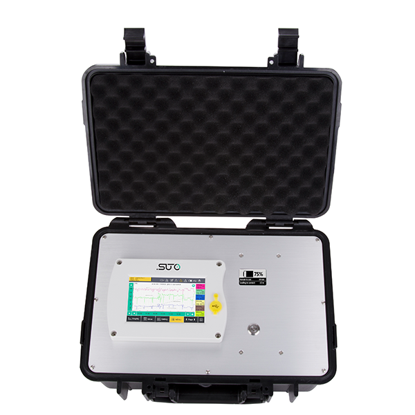 portable data logger